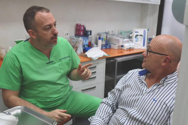 Studio Alloero Torino // Visita odontoiatrica