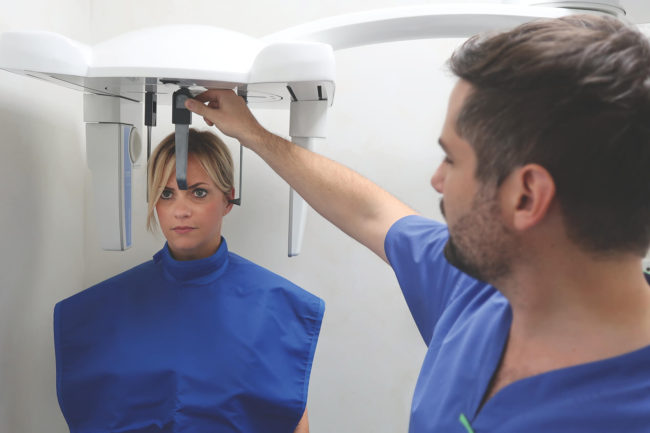 Studio Alloero Torino // Radiografia digitale