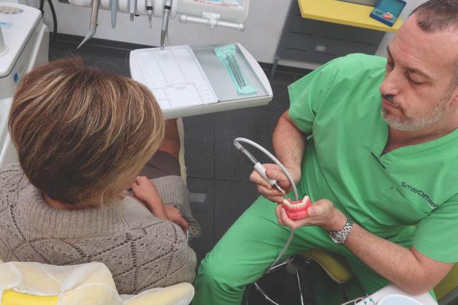 Studio Alloero Torino // Chirurgia orale