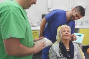 Studio Alloero Torino // Odontoiatria NMF