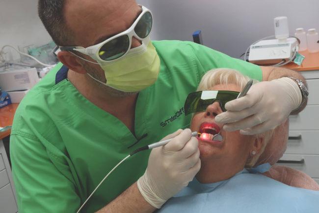 Studio Alloero Torino // Parodontologia